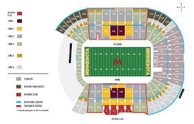 What Is Open Floor Plan Official Minnesota Golden Gopher Football Single Game Tickets