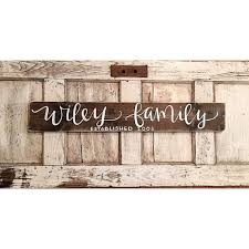 Personalized Home Decor Signs Best 25 Established Sign Ideas On Pinterest Family Established