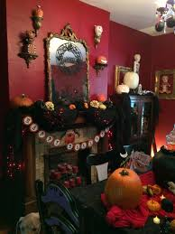 halloween home decorating ideas victorian gothic halloween a home tour today the front