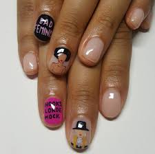 nail art inspired by social change essence com