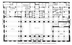 file william penn hotel lobby floor plan jpg wikimedia commons