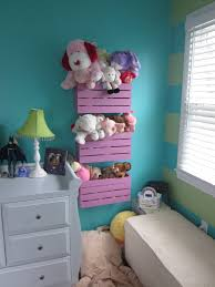 20 creative diy ways to organize and store stuffed animal toys