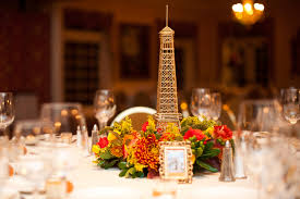 Paris Centerpieces Autumn Paris Inspired Wedding Reception In Virginia Suzanne