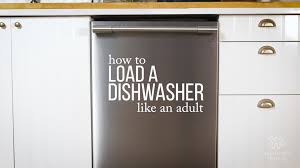 Why Does Dishwasher Take So Long 10 Important Things You Should Know About Your Dishwasher Kitchn
