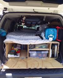 nissan rogue hatch tent converted sleep car google search a m e r i c a s