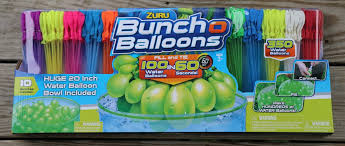 bunch balloons zuru bunch o balloons review