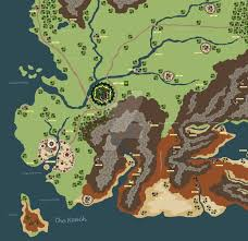 Map Westeros Westeros Map The Reach The Reach Game Of Thrones Pinterest
