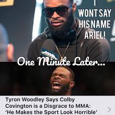 Colby Meme - say my name bitch tyron the chosen one colby chaos
