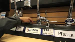 choosing a kitchen faucet how to pick a kitchen faucet youtube