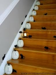 50 unique fall staircase decor ideas family holiday net guide to