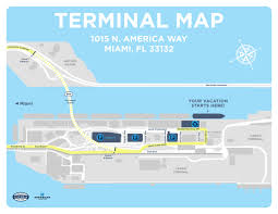 Miami Airport Terminal Map 100 Map Of Miami Florida Map Of Doral Florida You Can See A
