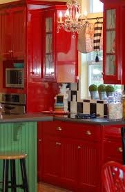 Red Cabinets Kitchen by 28 Best Chili Pepper Kitchen Images On Pinterest Kitchen Ideas