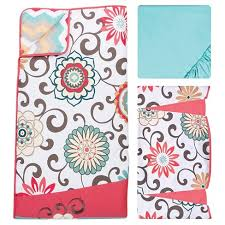 Waverly Crib Bedding Waverly Baby By Trend Lab 3pc Crib Bedding Set Pom Pom Play Target