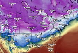 Chicago Weather Map by The Polar Vortex Is Coming Here U0027s What That Means U2014 And How Cold