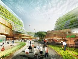 gallery of spark proposes vertical farming hybrid to house