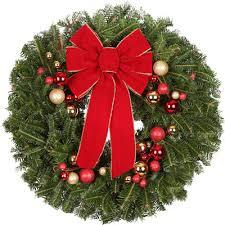 wreaths land