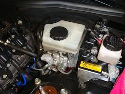 lexus gx470 vsc light on diy remove stock abs vsc master cylinder u003e install power brake