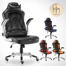 Armchair Racing Chairs Ebay
