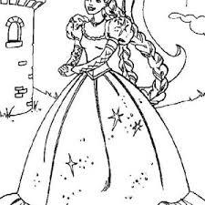 100 ideas coloring pages barbie island princess