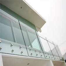 prefab stainless steel standoff for balcony steel grill designs