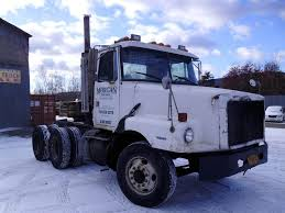 volvo tractor truck 1996 volvo wg64 tandem axle day cab tractor for sale by arthur