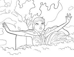 elsa getting surprised coloring page coloring page frozen coloring