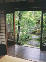 floorplan of zan yu sothe organic organization of a japanese house