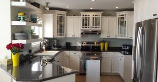 pictures of kitchen countertops and backsplashes diy kitchen makeover painted counters backsplash cabinets