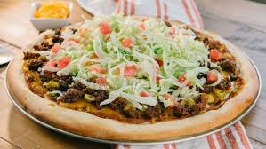 round table taco pizza garth s taco pizza recipe trisha yearwood food network