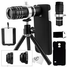 black friday amazon for dslr lens amazon com samsung galaxy s5 camera lens kit including a 12x