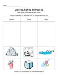 states of matter primary u2014 instant worksheets