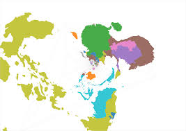 World Map Without Distortion by The End Of The World U2013 By Noah Salvaterra Drawing With Numbers