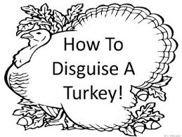 turkey writing paper for thanksgiving three grids and ideas