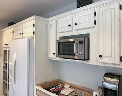 chalk paint kitchen cabinets distressed how to paint wood cabinets with chalk paint