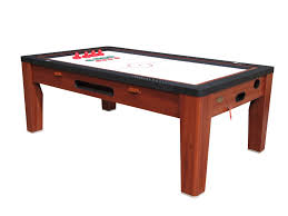 air hockey table over pool table berner billiards 6 in 1 multi game table pool air hockey ping