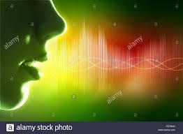equalizer sound wave background theme colour illustration stock