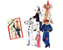 Halloween Costumes Girls Boys Clown Costume Etsy