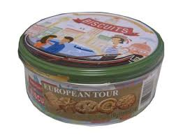 butter cookies european tour biscuits jacobsens 5 3 oz 150g