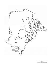 World Map Coloring Page Map Of Canada Coloring Page You Can See A Map Of Many Places On