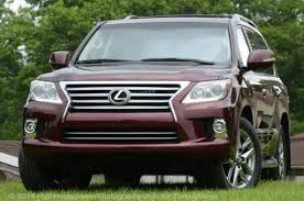 lexus large suv 2014 lexus lx570 review putting s plushest luxury suv to
