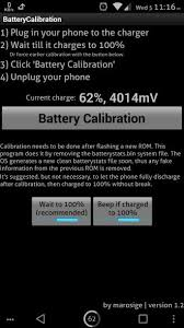 android battery calibration how to calibrate the battery on android devices to get better