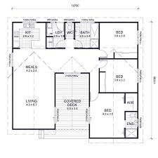 kit home plans blue gum a 3 and 4 bedroom kit home