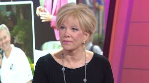 how to cut joan lundun hairstyle joan lunden 10 things i wish i knew before i was diagnosed with