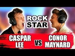 Conor Maynard Meme - sing off vs conor maynard rockstar parody lyrics video versuri