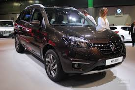 renault koleos 2016 2013 renault koleos specs and photos strongauto