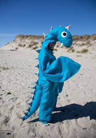 Monsters Halloween Costumes by Or Child Loch Ness Sea Monster Halloween Costume Custom Size
