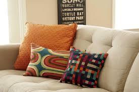 Lumbar Pillows For Sofa by Burnt Orange Throw Pillows Home Appliances Decoration
