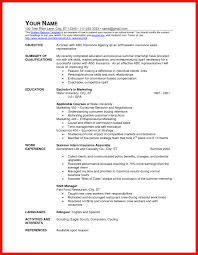 100 insurance sales representative resume 100 bank customer
