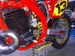 honda cr 500 aircooled cr500 af smoker13 u0027s bike check vital mx