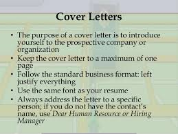 resume u0026 cover letter success